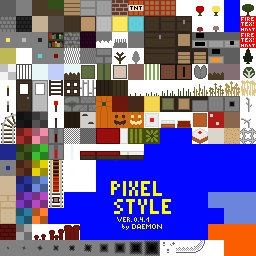 [16x][1.9pre] Pixel Style Pack v0.4.1