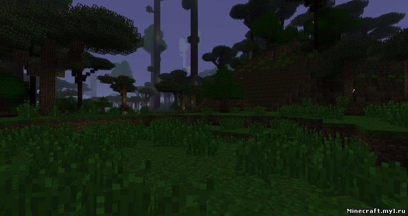 скачать мод на сумеречный лес в майнкрафт 1.6.4. #11