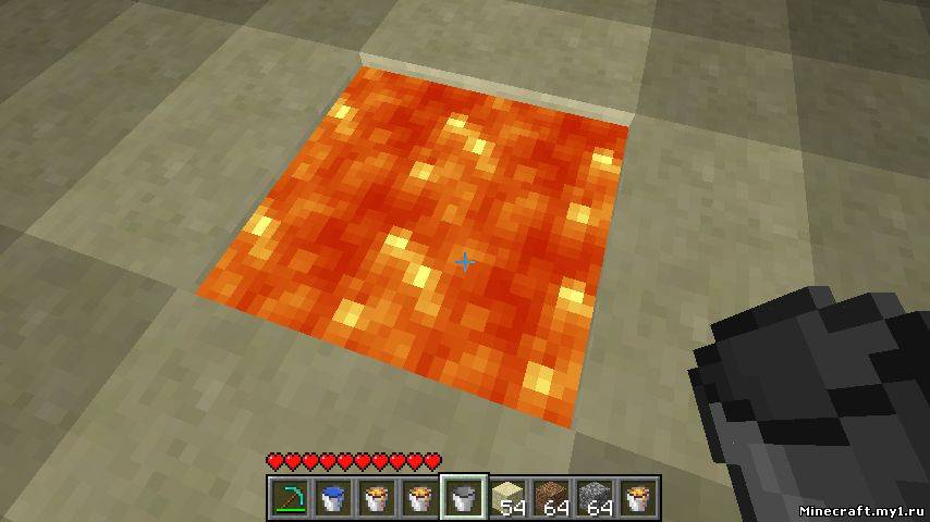 [1.7.3] 2X2 Infinite Lava Sourse