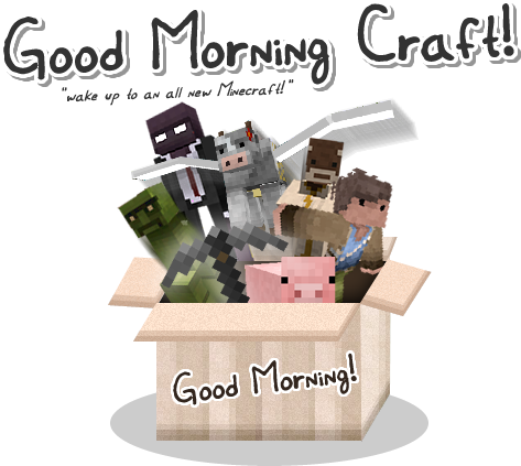 [16x][1.2.5] Good Morning Craft v3.8!