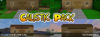 Calistic Pack [1.4.7]