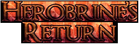 Herobrine's Return