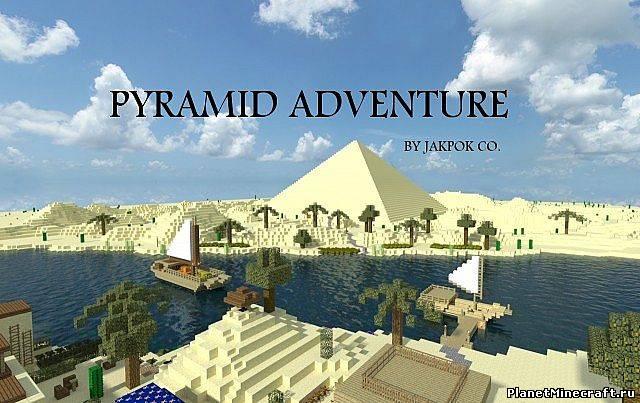 Pyramid Adventure