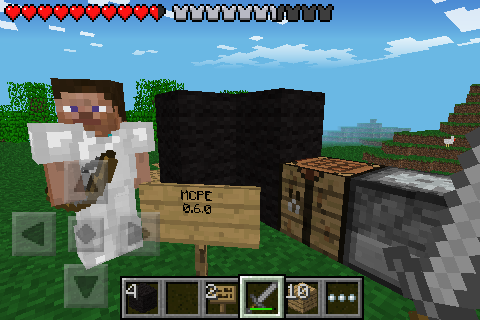 Minecraft Pocket Edition 0.6.0